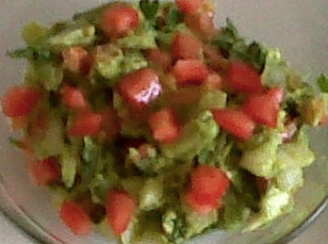 Colorful Guacamole